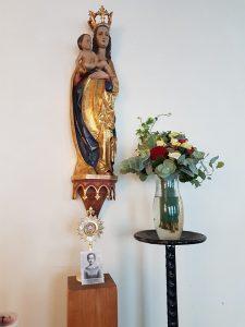 Anna Kolesárova Reliquiar Madonna